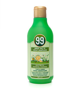 99 Baby Hair Body Shampoo