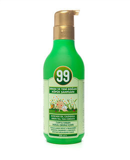 99 Premature And New Born Foam Shampoo